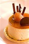 Gâteau aux marrons Glace et moka