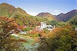 View of Spa Tochigi Prefecture,Japan