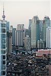 Shanghai-Stadtansicht