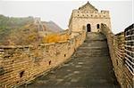 Mutianyu Abschnitt der chinesischen Mauer