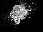 Explose ampoule