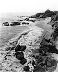 CALIFORNIE LAGUNA BEACH ARC VERS 1918
