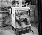 1900s COAL BURNING STEAM BOILER HEATER
