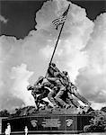 USMC WAR MEMORIAL IWO JIMA 1945 WASHINGTON DC