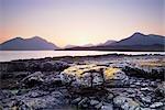 Sunrise over Upper Loch Torridon, Torridon, Scotland