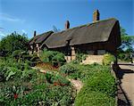 Chalet d'Anne Hathaway, Shottery, Avon, Warwickshire, Angleterre, Royaume-Uni, Europe