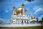 Ubadiah Mosque, Kuala Kangsar, Malaysia, Southeast Asia, Asia