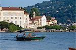 Isola Bella, Lake Maggiore, Piemonte, Italy, Europe
