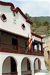 Hermigua, La Gomera, Canary Islands, Spain, Atlantic, Europe