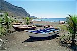 Zone située entre Erquito et Las Hayas, La Gomera, Iles Canaries, Espagne, océan Atlantique, l'Europe