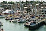 Cowes Week, Isle Of Wight, England, Vereinigtes Königreich, Europa