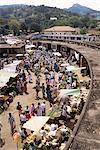 Marché zone, Kandy, Sri Lanka, Asie