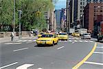 Scène de rue, New York City, New York, États-Unis d'Amérique, l'Amérique du Nord
