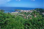 De Saint-Georges, Grenade, au vent Iles, Antilles, Caraïbes, Amérique centrale