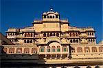 City Palace, Jaipur, Rajasthan État, Inde, Asie