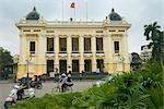 La maison d'opéra, Hanoi, Vietnam