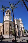 Cathédrale, Cadix, Andalousie, Espagne, Europe
