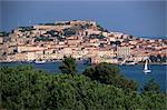 Portoferraio, island of Elba, Tuscany, Italy, Europe