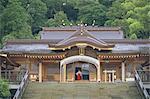 Suwa shrine, Nagasaki, Kyushu, Japon, Asie