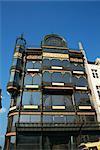 Old England Building, art nouveau, Brussels, Belgium, Europe
