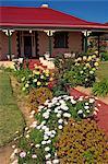 A rural house and garden at Narrogin, Western Australia, Australia, Pacific