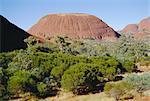 Kata Tjuta, The Olgas, Northern Territory, Australia