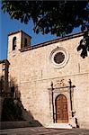 Le 11ème siècle Église de S. Marcello, Anversa, Abruzzes, Italie, Europe
