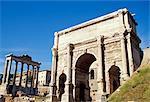 Arch of Septimus Severus, early 3rd century, Roman Forum, Rome, Lazio, Italy, Europe