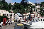 Harbour, St. George's, Grenada, Windward Islands, West Indies, Caribbean, Central America
