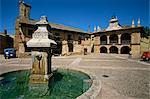 Ayllon, province de Ségovie, Castilla y Leon, Espagne, Europe
