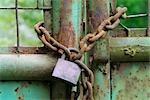 Chaîne et cadenas