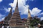 Wat Pho, Phra Nakhon District, Bangkok, Thailand