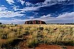 Ayers Rock, Parc National d'Uluru, territoire du Nord, Australie