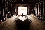 Boat House, Ontario, Canada