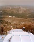 Ski resort, Stratton, Vermont, USA