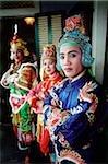 Troupe de danse de Hue, Vietnam.