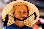 Vietnam, Vietnamese woman, portrait