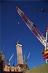 Office Construction, Cranes