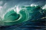 Storm, Wave, Ocean, Waimea Bay, Hawaii