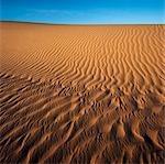 Sand Dunes, Lake Mungo, Australia