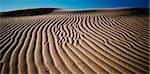 Dunes de sable, lac Mungo, Australie