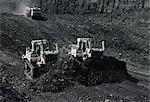 Black Coal Mining, Bulldozers, Australia