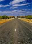 Route de l'Outback, Australie