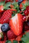 Fruits frais d'été