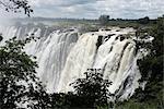 Eastern Cataract, Victoria Falls, Matabeleland Nord, Zimbabwe