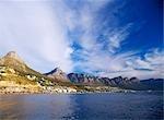 De lion Head et les douze apôtres - Scenic Coastal