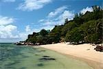 Pristine Beach Island