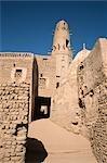 Portrait of a Minaret of a Mosque