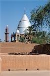 Portrait of the Mahdi's Tomb