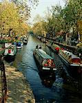 Regent's Canal, Maida Vale, London, England, United Kingdom, Europe